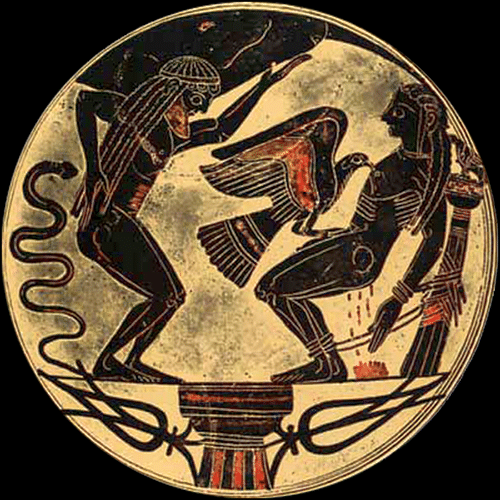Prometheus Ancient History Encyclopedia