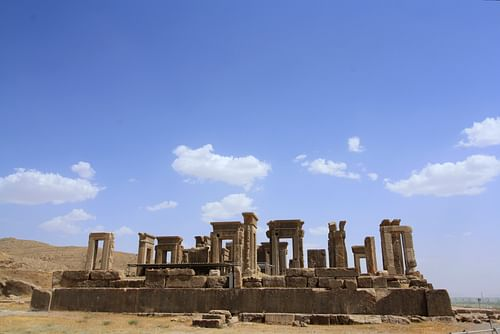 Persepolis (by Blondinrikard Fröberg, CC BY)