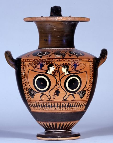 Ancient Greek Pottery Ancient History Encyclopedia