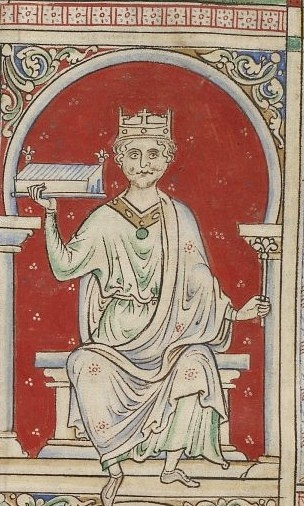 William II of England (by Unknown Artist, Public Domain)