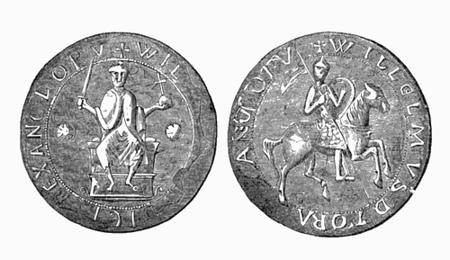Great Seal of William II of England