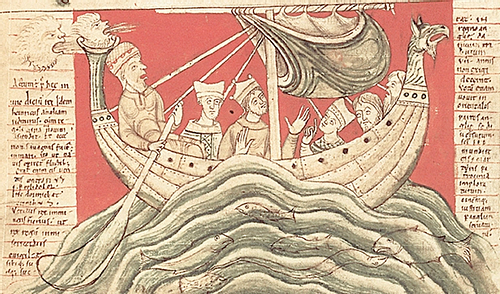 Henry I of England at Sea