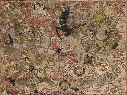 Battle of Siffin (by Bal'ami, Public Domain)