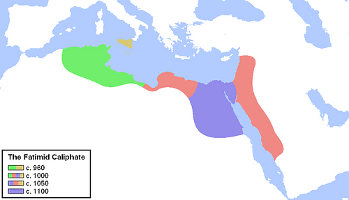 Expansion of the Fatimid Caliphate