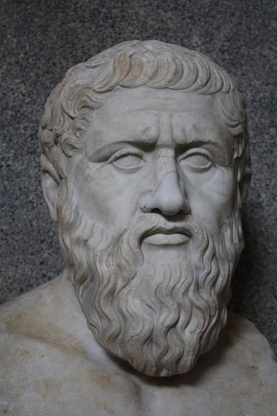 Plato (by Mark Cartwright, CC BY-NC-SA)
