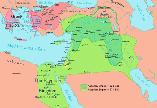 Neo-Assyrian Empire - Ancient History Encyclopedia