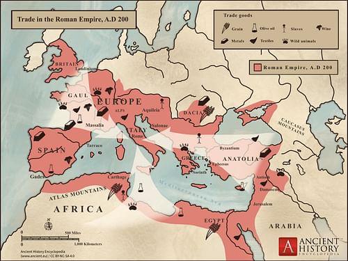 Roman Economy Trade