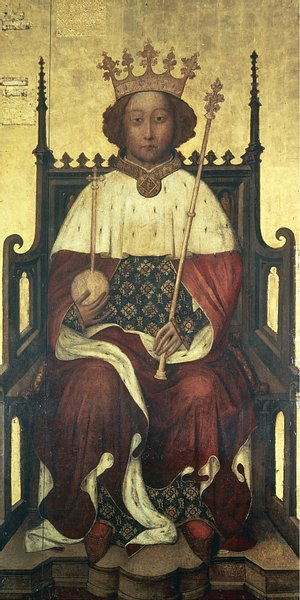Westminster Portrait of Richard II of England