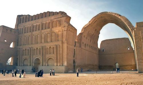 Standing Arch at Ctesiphon