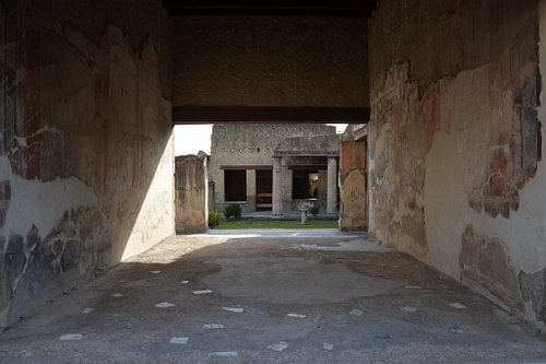 House of the Black Hall, Herculaneum