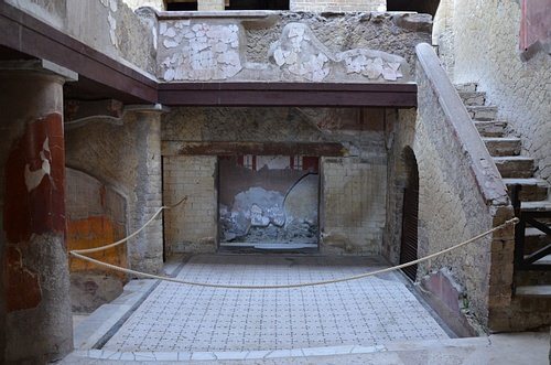 House of the Beautiful Courtyard, Herculaneum