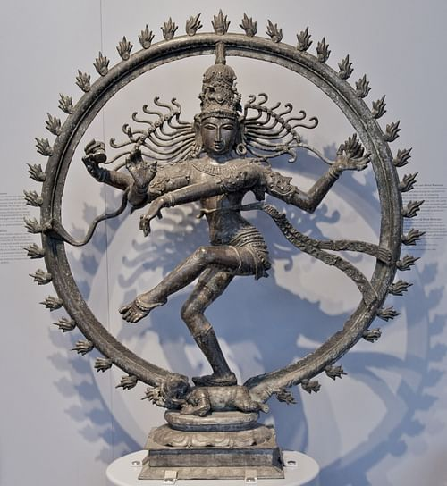 Shiva Nataraja (Lord of the Dance) (by Peter F)