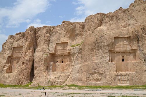 Achaemenid Royal Tombs