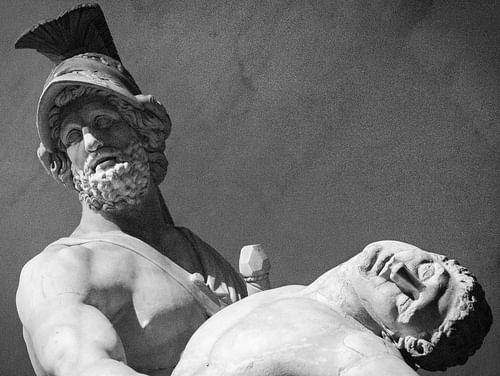 Menelaus & Patroclus (by Albert, CC BY-NC-ND)