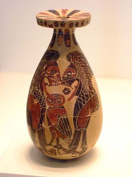 A Visual Glossary Of Greek Pottery Ancient History Encyclopedia