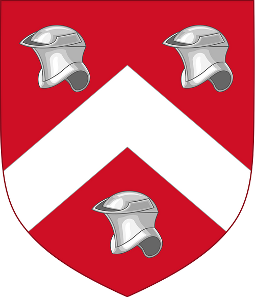 Arms of Owen Tudor (by Sodacan, CC BY-SA)
