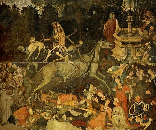 Triumph of Death, Fresco