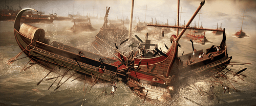 Ancient Naval Battle
