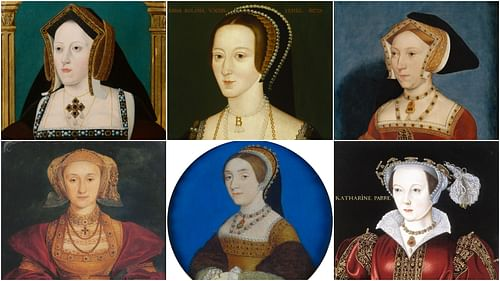 The Six Wives of Henry VIII of England