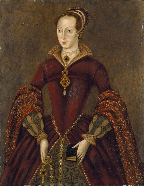 Portrait of Lady Jane Grey