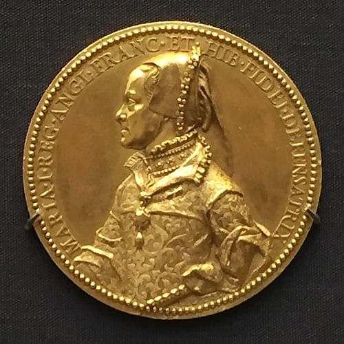 Gold Medal of Mary I of England