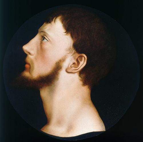 Sir Thomas Wyatt the Younger (by Hans Holbein the Younger, Public Domain)