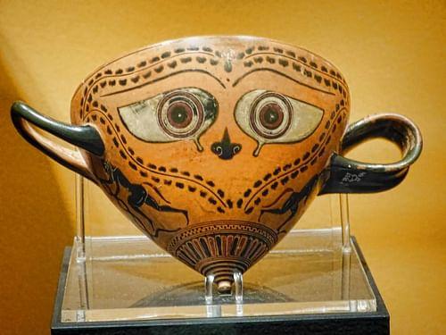 Greek Vase Painters Potters Ancient History Encyclopedia