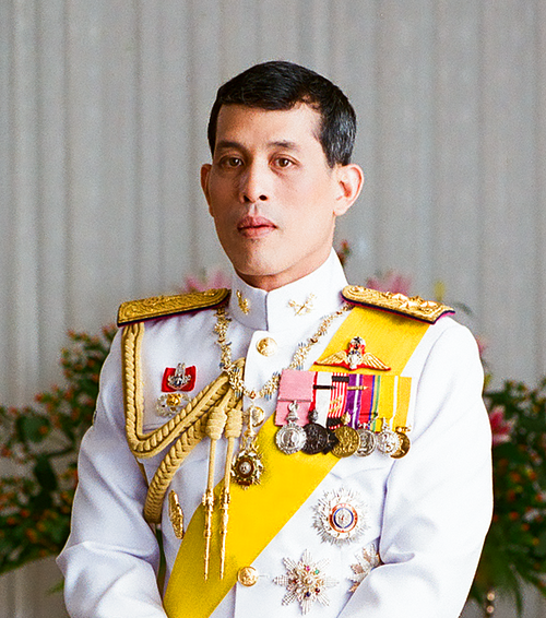 His Majesty King Maha Vajiralongkorn, Rama X of Thailand