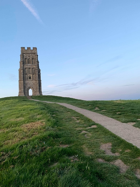 The Glastonbury Tor