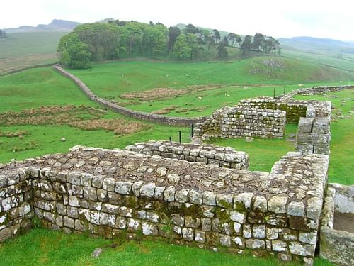 Hadrian's Wall Gate
