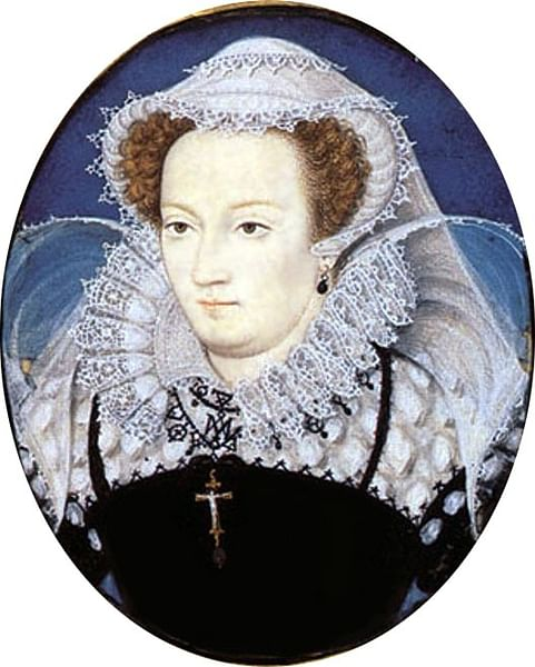 Mary, Queen of Scots by Haillard