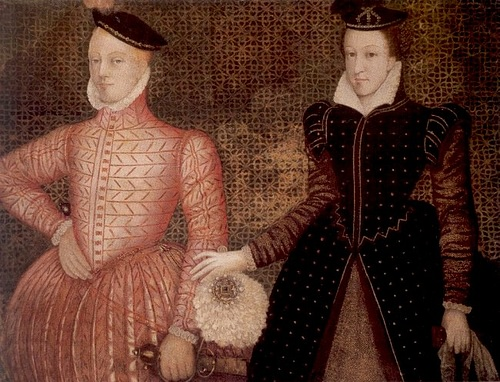 Mary, Queen of Scots & Lord Darnley