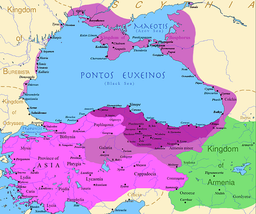 The Kingdom of Pontus