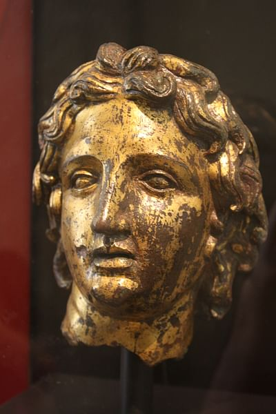 Alexander the Great, Bronze Head