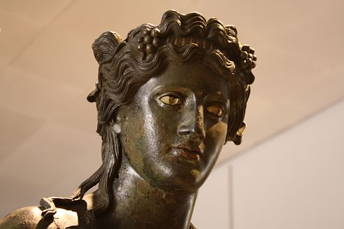 Dionysos or Bacchus (by Mark Cartwright, CC BY-NC-SA)
