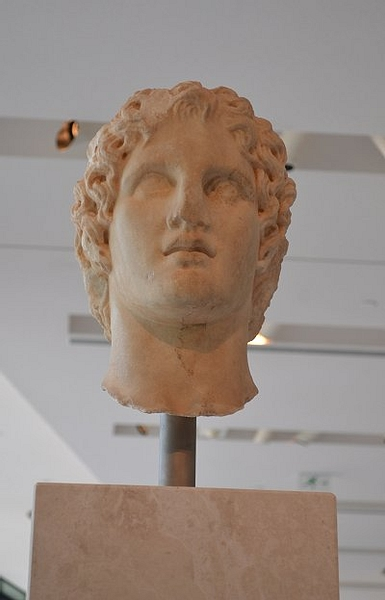 Alexander the Great (Head)