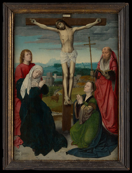 The Crucifixion by David