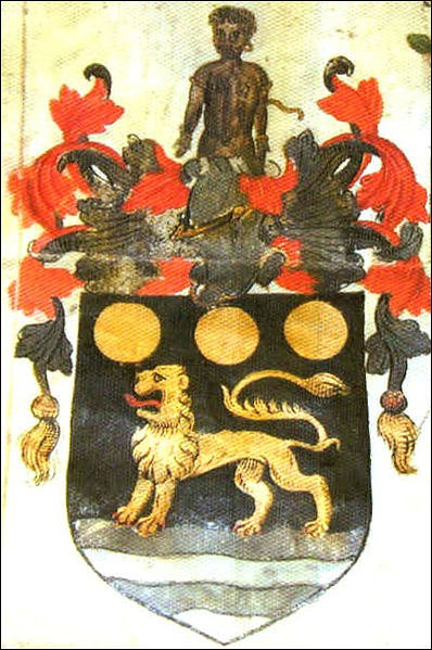 Coat of Arms of John Hawkins