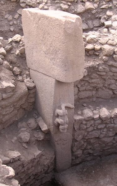 Göbekli Tepe Pillar 27, Enclosure C, Layer III