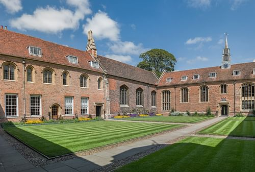 First Court, Magdalene College, Cambridge