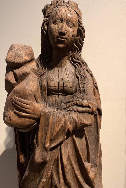 Saint Sunniva Statue