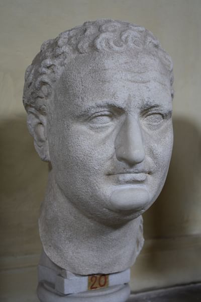 Titus Bust, Vatican Museums (by )