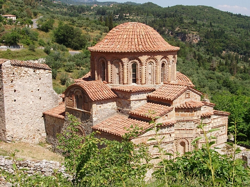Church of Saints Theodores, Mystras