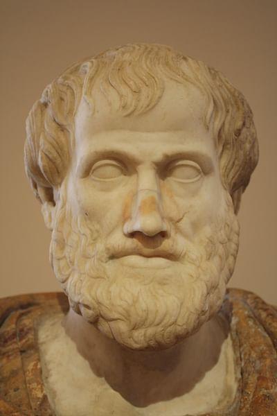 Aristotle B.C.) (384
