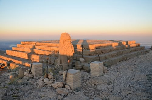 Stepped Altar on Mount Nemrut