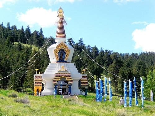 Great Stupa of Dharmakaya