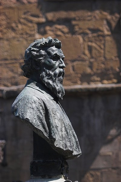 Portrait Bust of Benvenuto Cellini