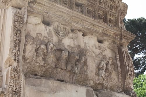 Panel, Arch of Titus