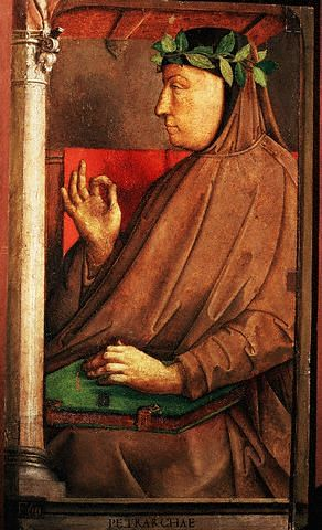 Petrarch by Justus of Ghent (by ec-dejavu.ru, Public Domain)
