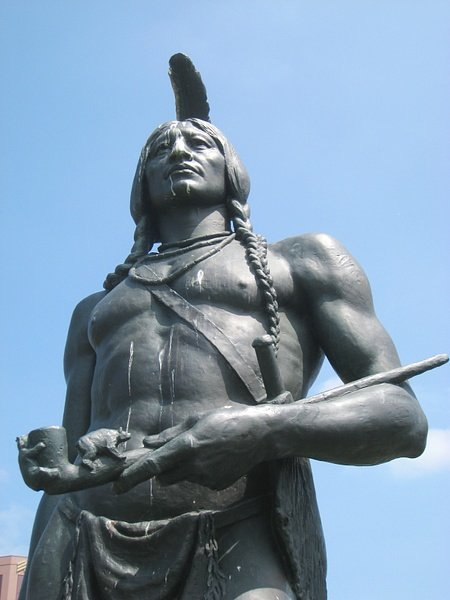 Massasoit, Great Sachem of the Wampanoag